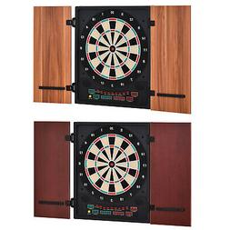 Electronic Dartboard 27 Games&202 Variations w/ 2 Dart and C